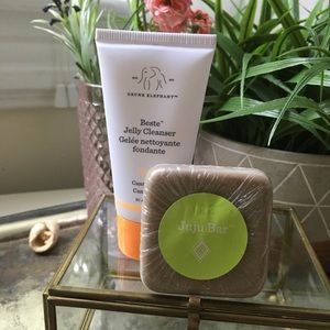 Drunk elephant cleansers NWOT